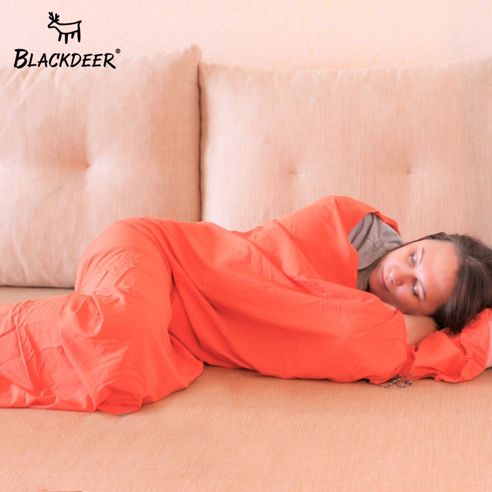 Blackdeer Sleeping Bag Outdoor Travel Air Lazy Bed For Tourism Ultralight Liner Portable Hotel Anti Dirty Hiking Warm 85*200CM