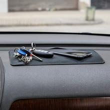 AUTO car-styling Dashboard black Car mat Car Magic Pad Non-slip Mat Holder phone holder for the car accessories interior Au 23