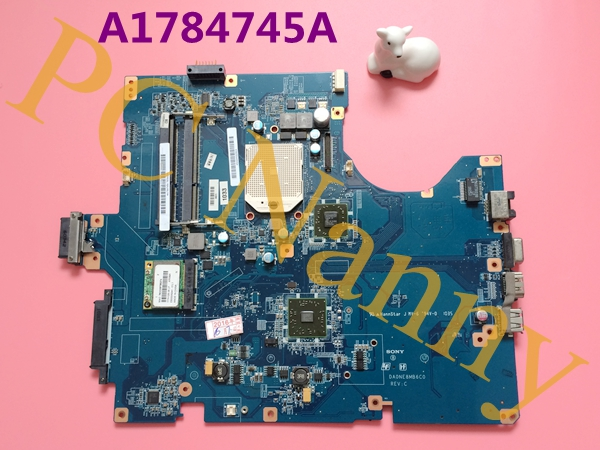 For Sony Vaio VPCEF Series PCG-71511M AMD Motherboard A1784745A DA0NE8MB6C0 Test OK