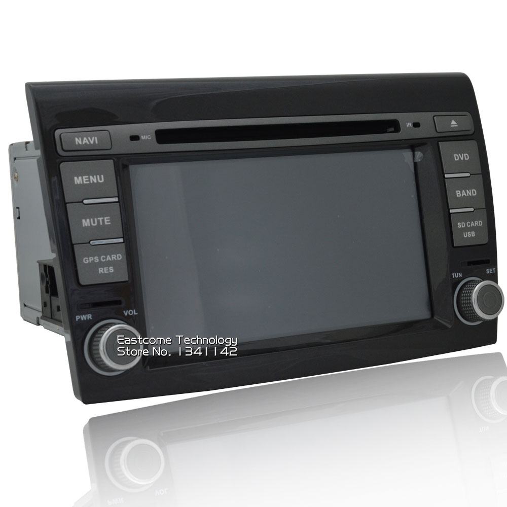 Sale 1024*600 8 Cores Octa Core Pure Android 6.01 Car DVD Player For Fiat Bravo 2007 2008 2009 2010 2011 2012 With Rear View Camera 5