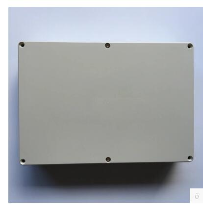 Plastic waterproof box ABS plastic 260*180*60mm F6 low cover electric control box junction box electric product cover plastic mold