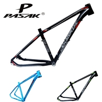 2017 Mountain Bicycle Frame Paragraph Pasak PASAK TS860 Aluminum Alloy 27 5 Inch 1 5KG Ultra