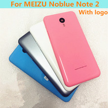 MIXUEWEIQI Original Mobile Phone Back Shell Housing Door Battery Cover Case For MEIZU Noblue Note 2 Audio + - Buttons Boot Keys
