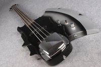 4 String Axe Electric Bass Guitar with Rosewood Fingerboard,Chrome Hardwares FREE SHIPPING