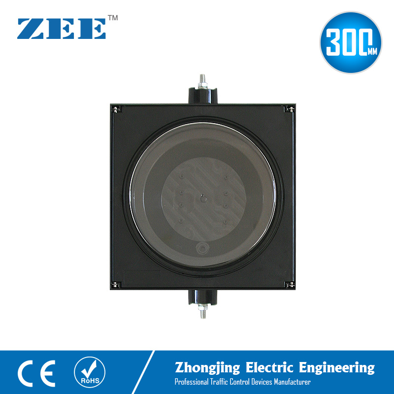 12 Inches 300mm LED Traffic Light Housing PC Plastic Housing IP65 Water Proof UV Proof Traffic Signal Accessories