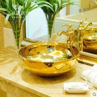 Керамика ванной Искусство Бассейна отель умывальник