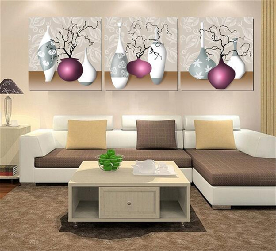 Cuadro Dormitorio Piece Canvas Art Painting Picture Wall