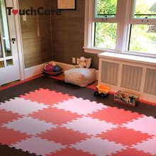 Touchcare 10/20/30 Pcs Soft Children's Mat Developing Crawling Kids Rugs Baby Play Games Puzzle EVA Foam Mats Pad Floor 29*29 cm