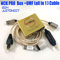 The Newest Original NCK Pro box NCK Pro 2 box (support NCK+ UMT 2 in 1)For Huawei +All In One Cable (UMf Cable ) Free shipping