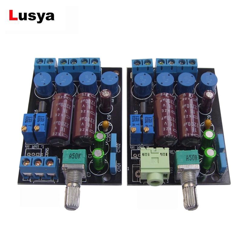 Ta2024 placa de amplificador de áudio digital mini t-amp tripath amplificador de áudio 2x15 w dc 12 v