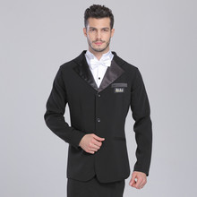 Mens Fits For Ballroom Dancing Coat Normal Ballroom Dance Costumes Gents Wedding ceremony Fits Tuxedo 2015 New Arrival