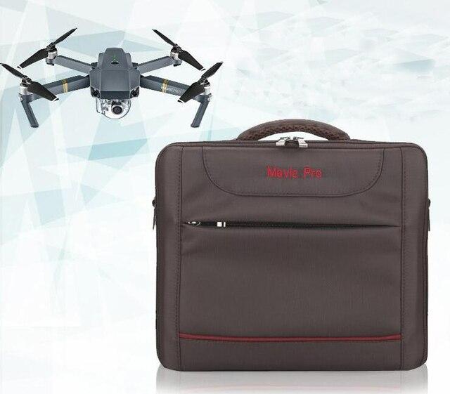 Mavic Pro рюкзак хранения дело box сумка портативный сумки на ремне для Mavic Pro drone DJI запчасти аксессуары