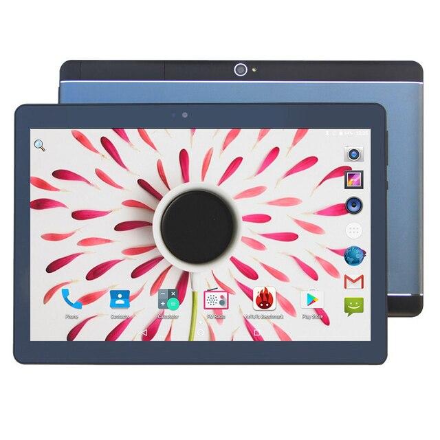 2019 Mới 10 inch Octa Lõi mở khóa 4G FDD LTE Tablet 4 GB RAM 64 GB ROM 1280*800 Kép Máy Ảnh Android 8.0 GPS Máy Tính Bảng 10.1 inch