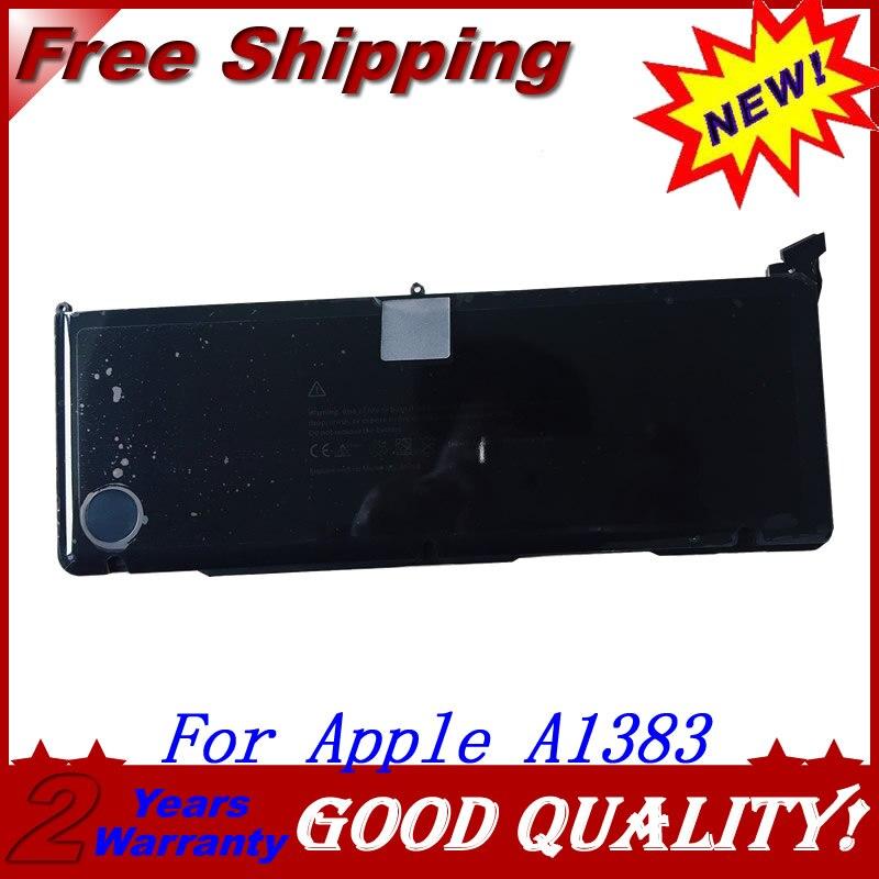 JIGU batterie d'ordinateur portable 020-7149-A 020-7149-A10 A1383 Pour Apple MacBook Pro 17