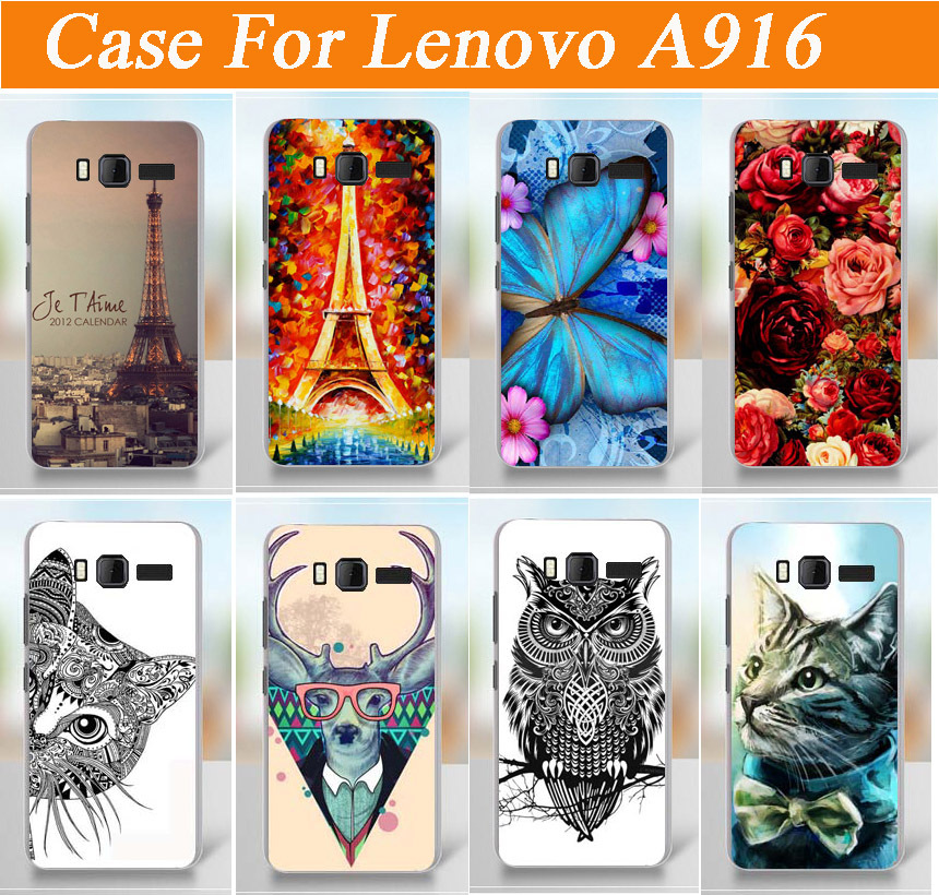 Aliexpress.com : Buy For Lenovo A916 case /New Painting