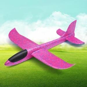 Image 2 - 48 ซม.โยนบินเครื่องร่อนเครื่องบินโฟมเครื่องบิน EPP Resistant เครื่องบินเกมเด็กโฟมเครื่องบินพลาสติก