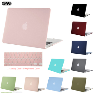Image 1 - MOSISO Laptop Case Cover for MacBook Pro 13 inch Retina 13 15 inch A1502 A1425 A1398 laptop bag for mac pro 13 case 2012 2015
