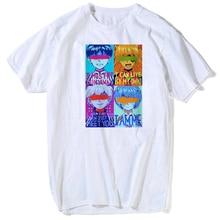 Cool Evangelion Printed T-Shirt