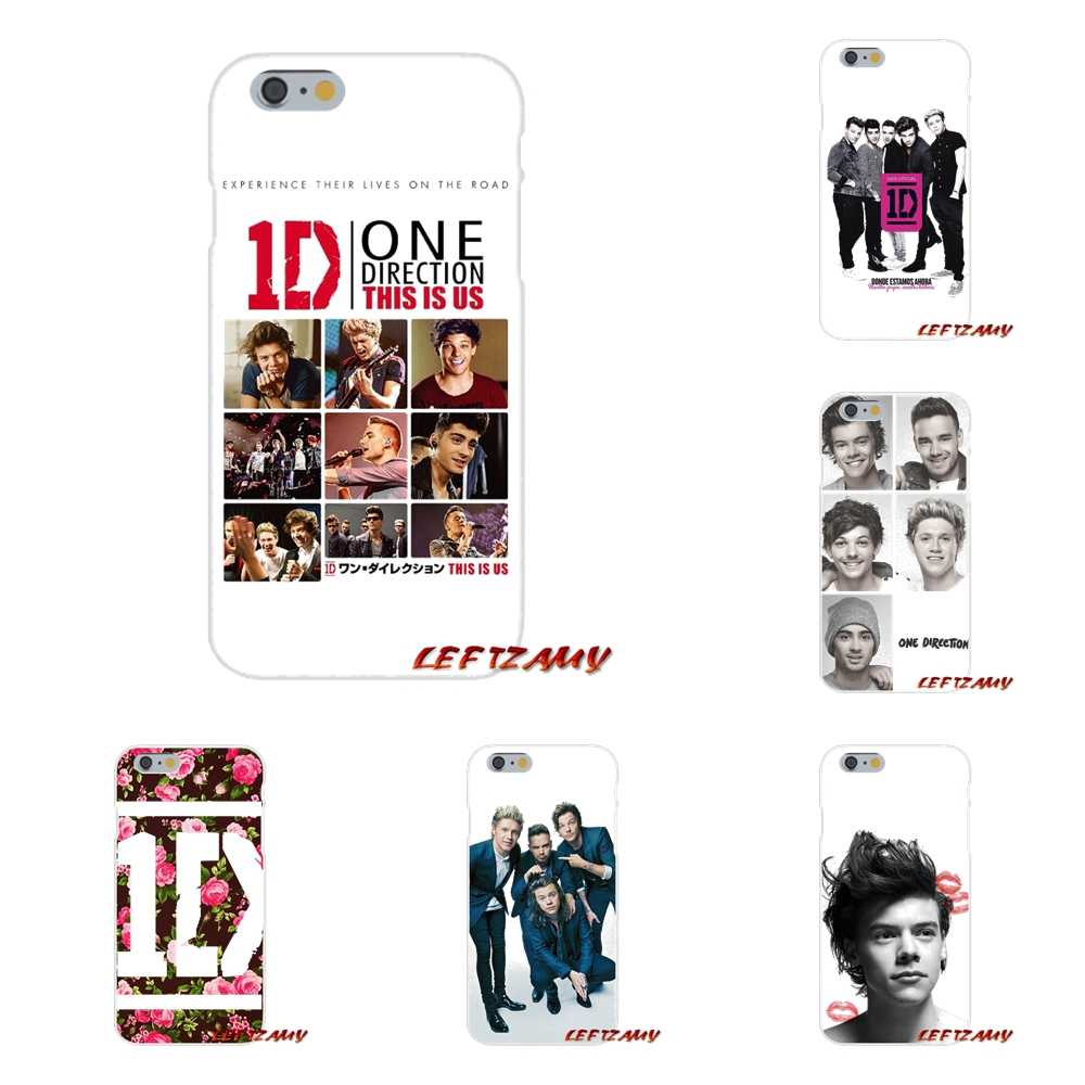 Accessories Phone Shell Covers One Direction 1D Harry Zayn For Huawei P8 P9 P10 Lite 2017 Honor 4C 5X 5C 6X Mate 7 8 9 10 Pro