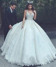 Princess Lace Wedding Dress Ball Gown Bridal Dress Wedding Gown Dresses For Bride Superbweddingdress