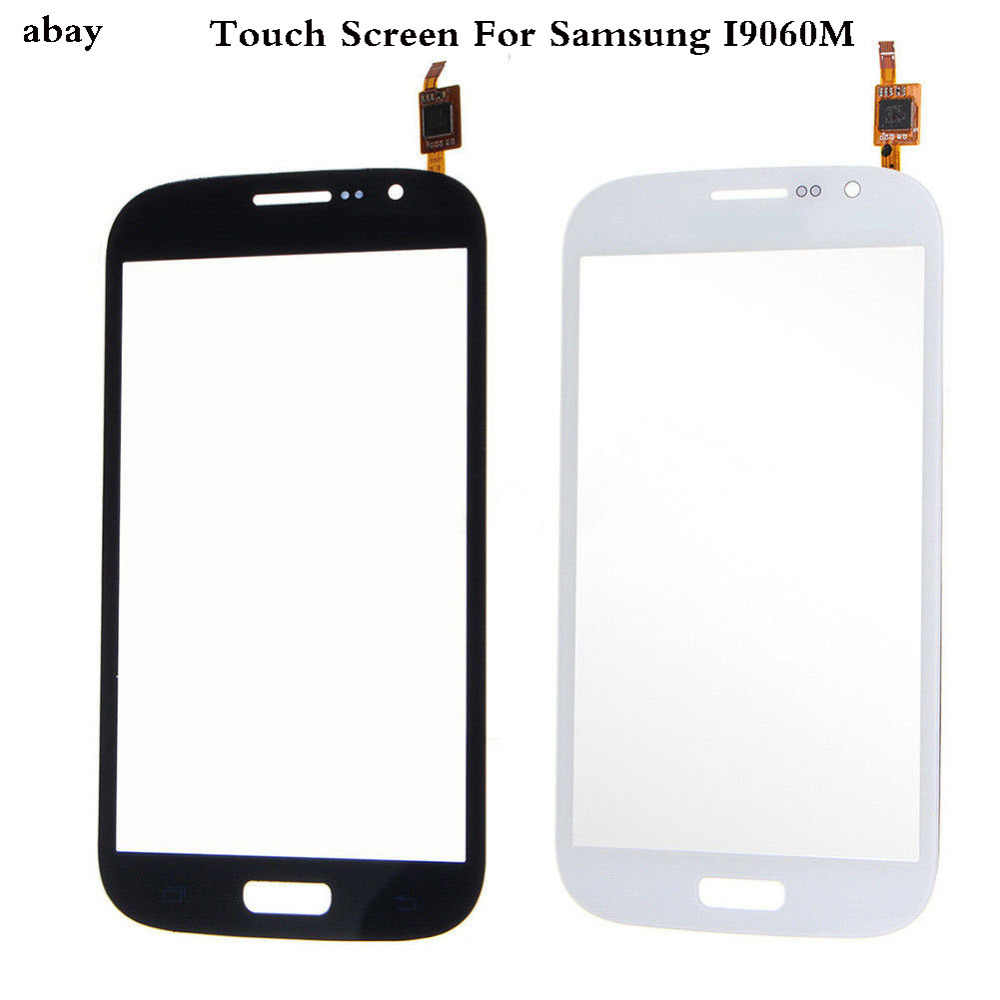 Touch Screen Digitizer Voor Samsung I9060I i9060iDS I9060M Galaxy Grote Neo Plus Touch Screen Vervanging Voor Samsung I9060M