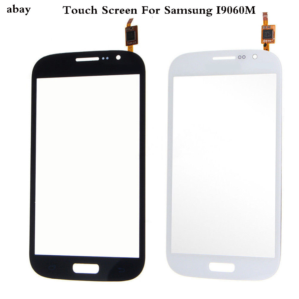 Дигитайзер сенсорного экрана для Samsung I9060I i9060iDS I9060M Galaxy Grand Neo Plus, Замена сенсорного экрана для Samsung I9060M