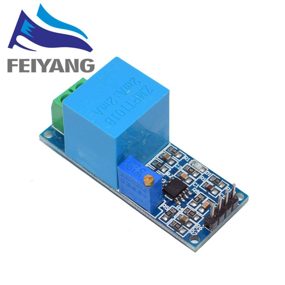 Active Single Phase Voltage Transformer Module AC Output Voltage Sensor