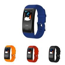 Pulseira inteligente pulseira pedômetro aptidão TF6 banda mulheres crianças com calorias heart rate monitor de sono inteligente para honor banda 3