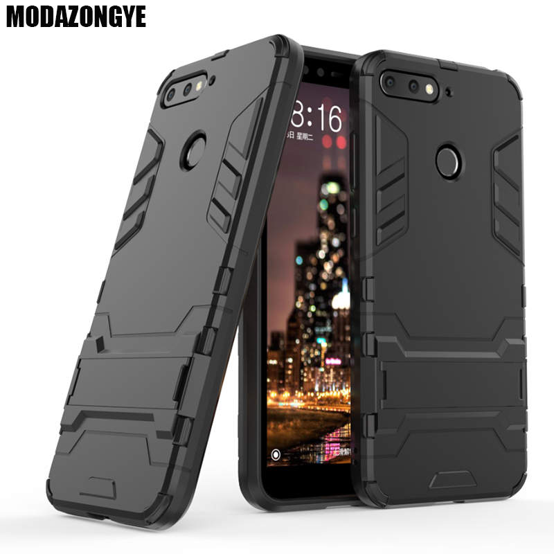 los angeles 710ee 64979 US $3.19 20% OFF|For Huawei Honor 7C Case 5.7 inch Hybrid Silicone + TPU  Back Cover Phone Case For Huawei Honor 7C 7 C AUM L41 Russian Version-in ...