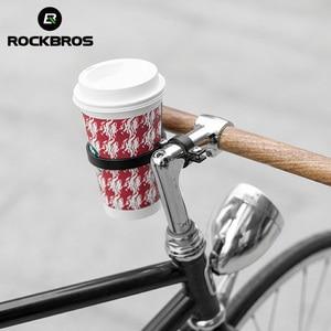 ROCKBROS велосипедный держатель для бутылки из алюминиевого сплава, Сверхлегкий держатель для бутылки для воды для горного велосипеда, креплен...