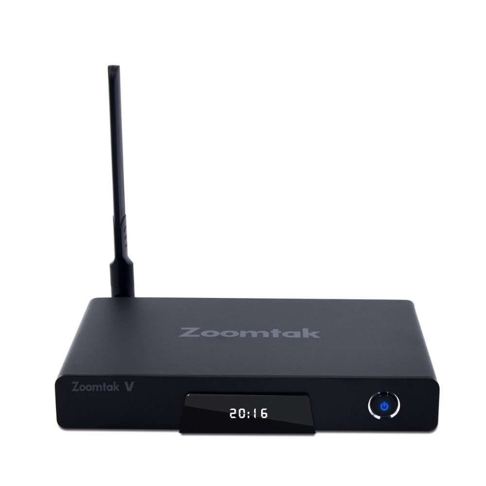 Removable Antenna Amlogic S905 Kodi Android Tv Box With 2G RAM 16G Emmc m8s plus amlogic s905 gigabit 2g 16g android5 1 4k tv box kodi