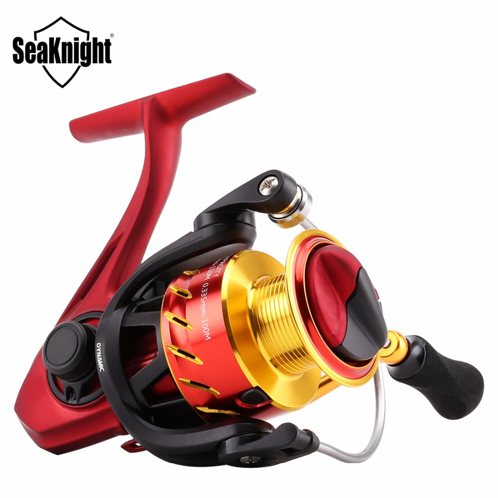 Prix pour Seaknight fenice2000 fenice3000 fenice4000 spinning reel 5.2: 1 11bb rouet pêche à la carpe spinning reel fishing tackle