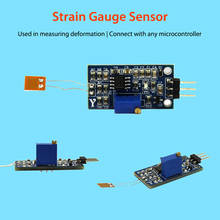 Bending Strain Gauge Module 10 foil resistance strain gauges strain gauges concrete strain gages bx120 50aa