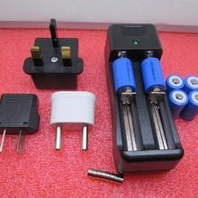NEW battery ER14250 LS14250 ER14250H 1/2AA 3.6V/3.7V 14250 280mah Rechargeable Li-ion lithium batteries(6 battery +1 charger)
