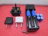 NEW battery ER14250 LS14250 ER14250H 1/2AA 3.6V/3.7V 14250 280mah Rechargeable Li ion lithium batteries(6 battery +1 charger)