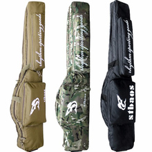 "CVLIFE 47 ""Tactical Dual 1.2 m Caza Rifle Resbalón del Arma Bolsa Estuche Mochila Bolsa"