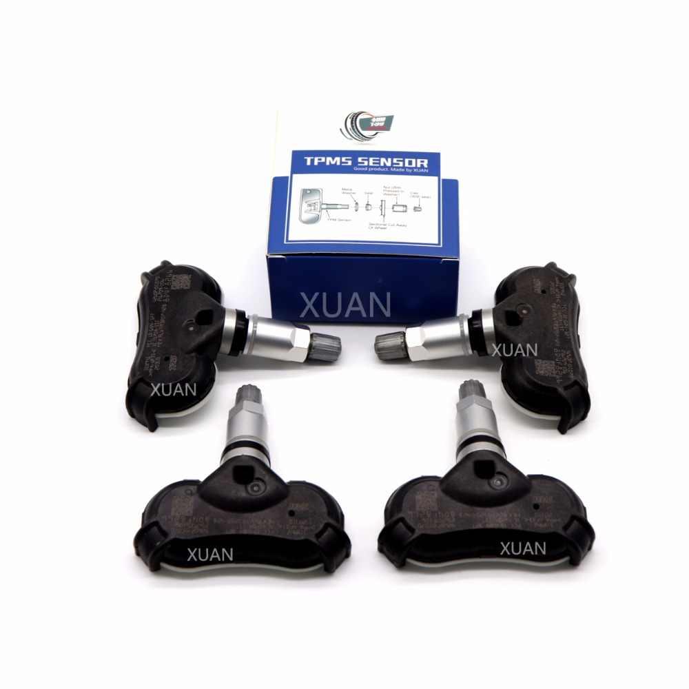 Tire Pressure Monitor Sensor Replacement for 2006-2017 TOYOTA SIENNA 2006-2017 TOYOTA SEQUOIA 2006-2017 TOYOTA TUNDRA Tire Air Pressure Monitor System Sensor 42607-0C030 42607-08010 42607-0C050 1PCS