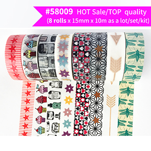 Free Shipping and Coupon washi tape,Washi tape,basic design,Optional collocation,on sale,#6720-6756