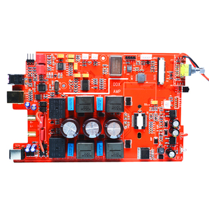 Image 5 - FX Audio D802C PRO Drahtlose Bluetooth 4,2 Unterstützung APTX NFC USB/AUX/Optical/Koaxial Reine Digital audio Verstärker 24Bit 192Khz