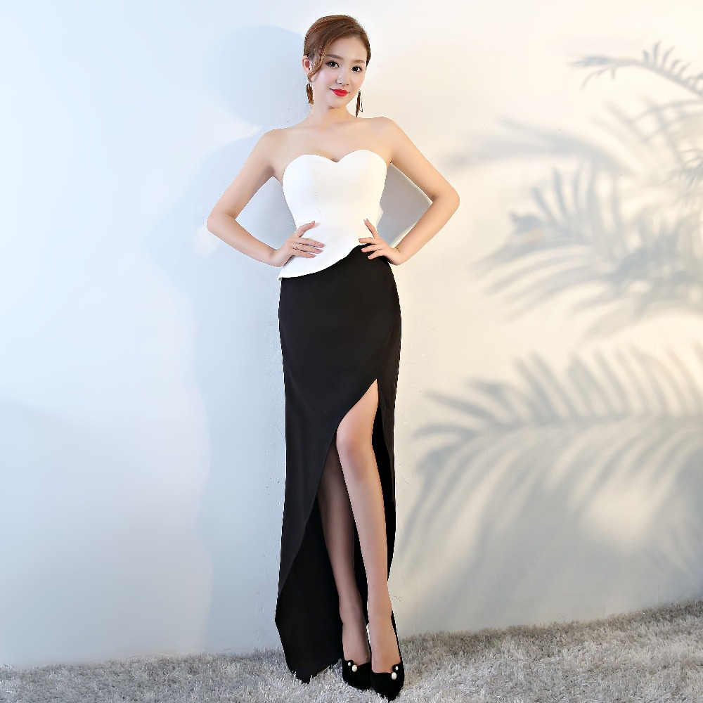 Floor-Length Full manual Sexy Star full Prom Evening dresses 2018 Cocktail  dress Night entertainment bfed93b42358
