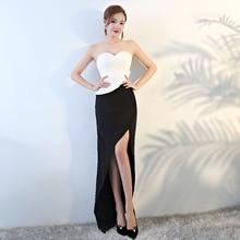 Floor-Length Full manual Sexy Star full Prom Evening dresses 2018 Cocktail dress Night entertainment venue dress
