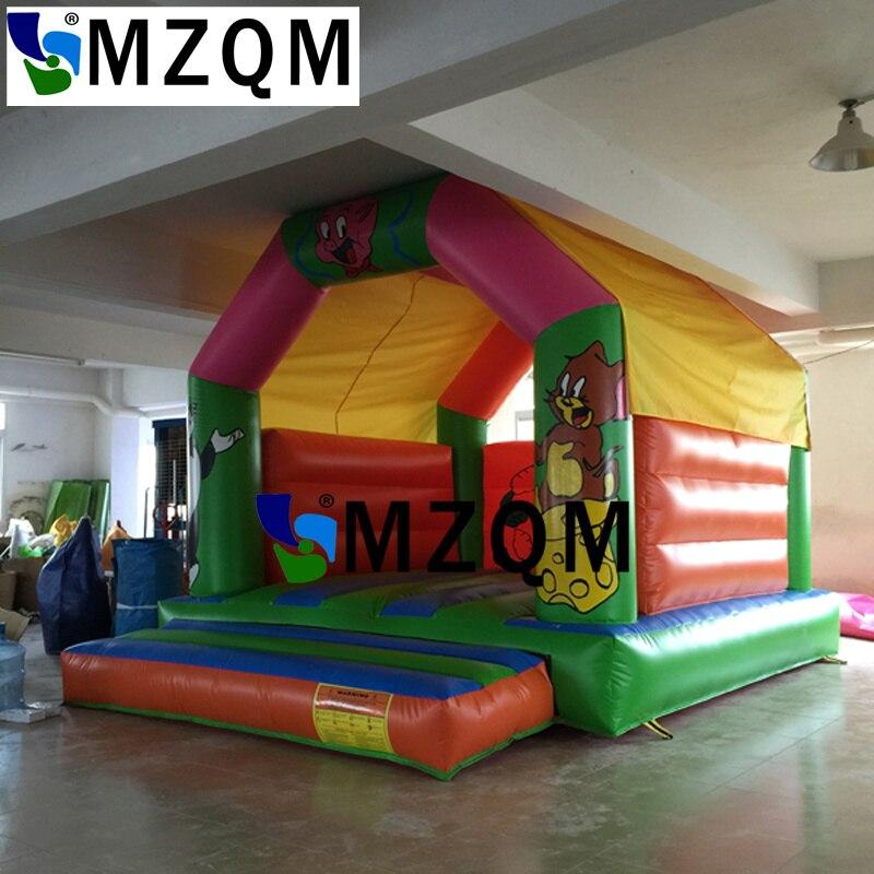 MZQM 4 5 3 5 3 m Free Shipping Children font b Bouncer b font Castle