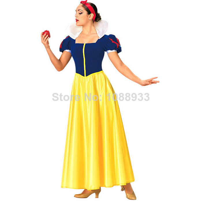 Free Crochet Pattern For Snow White Dress : Online Buy Wholesale adult fairytale costumes from China ...