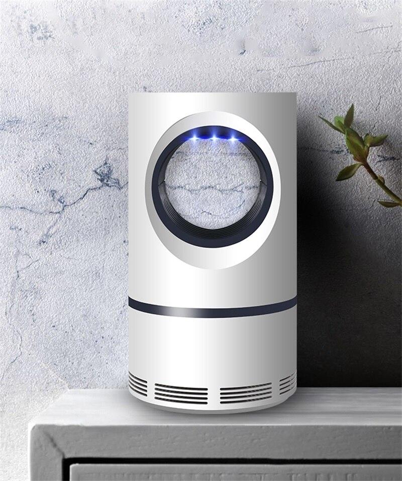 Lampe Led Anti Moustique USB ; le destructeur d'insecte d'extérieur