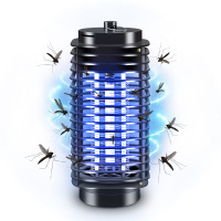 Household LED Photocatalyst Mosquito Insect Fly Bug Repellent Killer Lamp Catched Flie Control Pest Repeller Saving Light