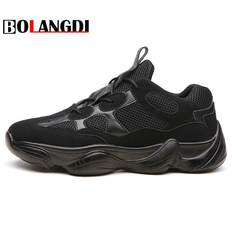 Bolangdi New Man Running Shoes Sneakers Men Comfortable Sport Shoes Men Trend Lightweight Walking Shoes Breathable Zapatillas 1