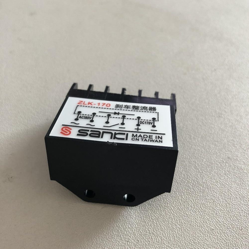 ZLK-170 Power Unit Motor Electromagnetic Brake Rectifier of Sanki AC380V-DC170V