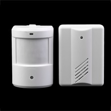 New Driveway Patrol Garage Infrared Wireless Doorbell Alarm System Motion Sensor Home Security Alarm Motion Sensor hot selling(China)