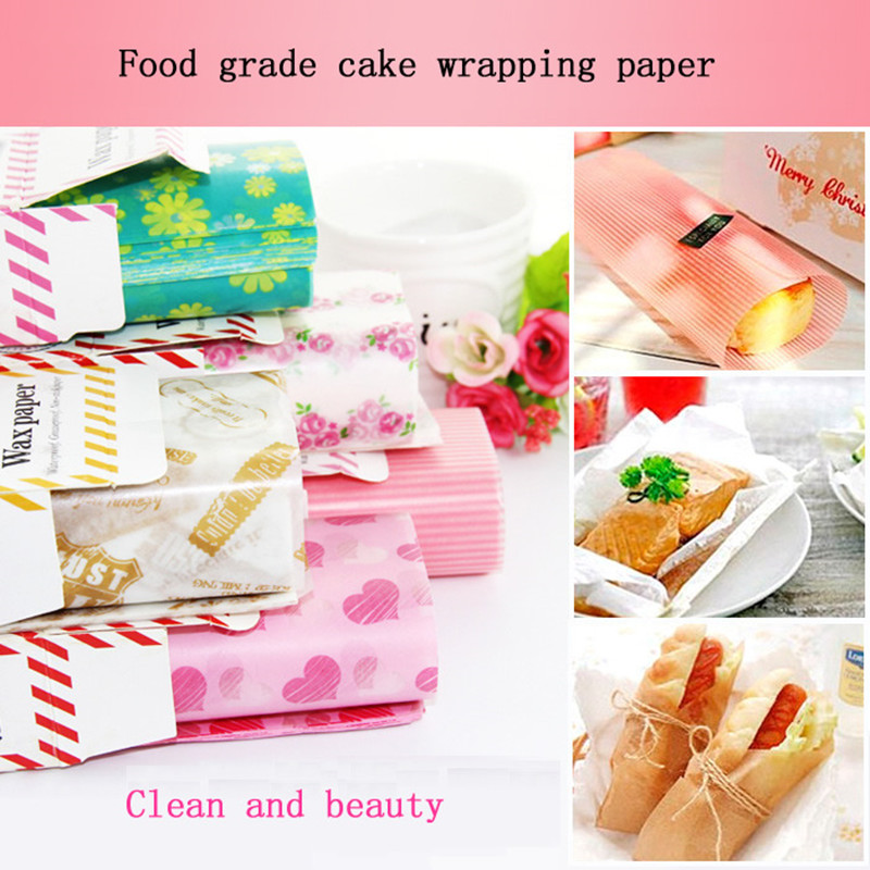 Online Buy Wholesale Hamburger Wrapping Paper From China