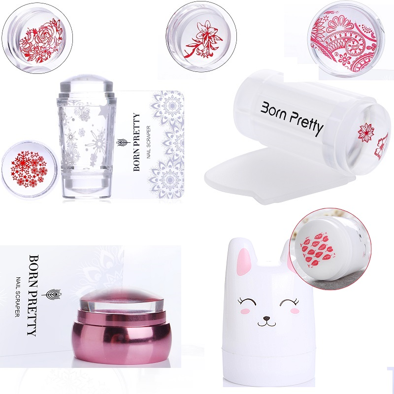 how to use clear jelly stamper